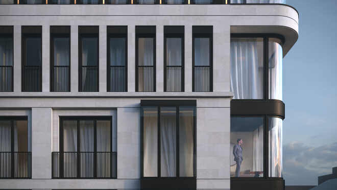Клубный дом Turgenev в самом центре Москвы Квартиры премиум-класса от 75 до 151 м²